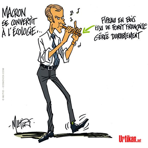 190829 macron ecologie pipeau mutio full