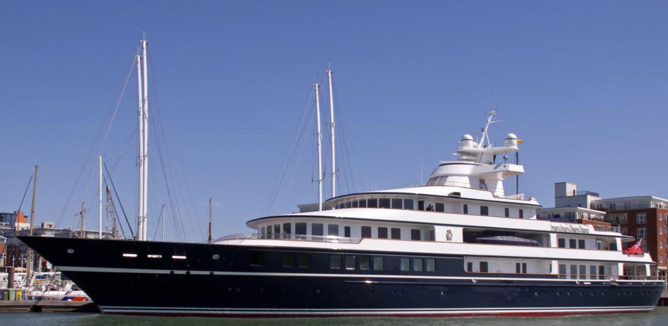 Arnault yacht