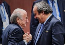 Blatter platini