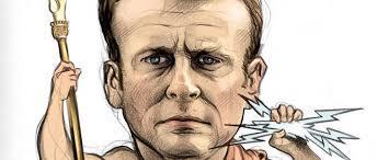Macron jupiter