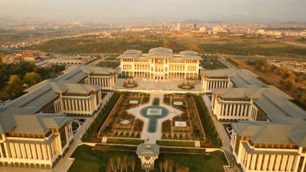 Palais erdogan